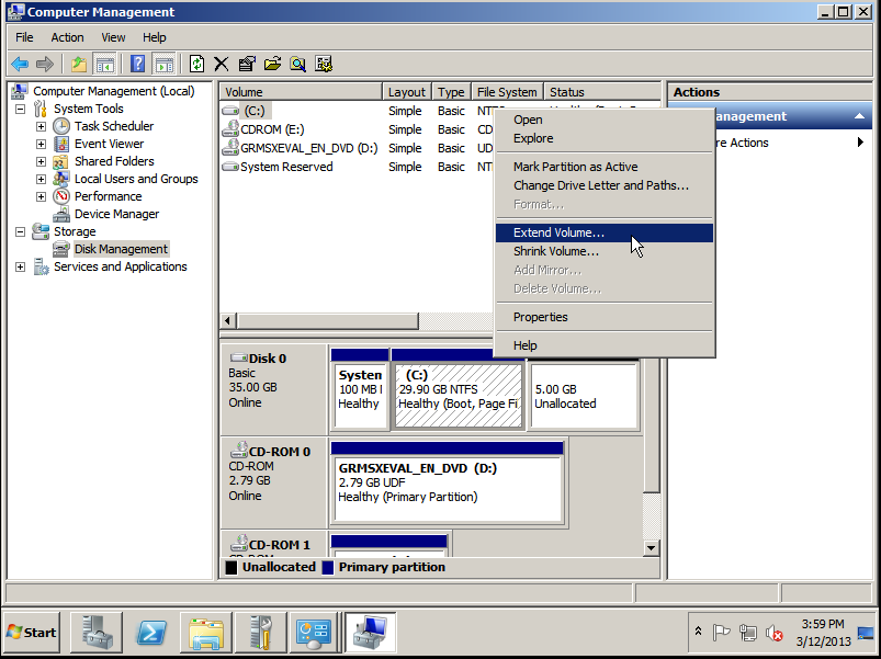 KVM Windows Guests